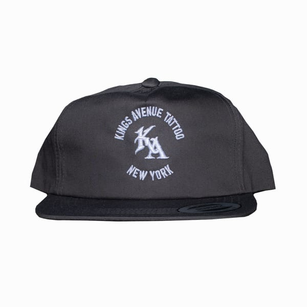 Ka Classic Snapback Grey | Kings Avenue Tattoo