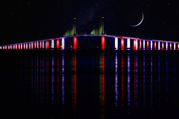 August New Moon Photography Art | CJ Harding