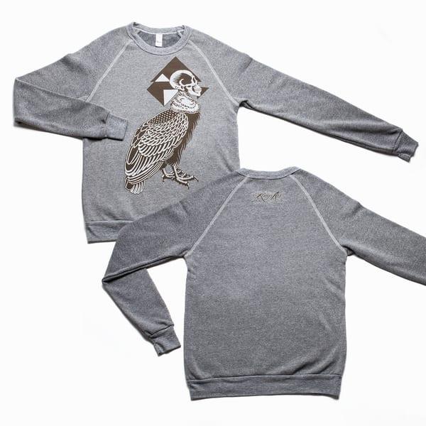 Silent Flight Sweatshirt | Kings Avenue Tattoo