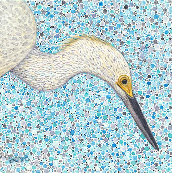 Fine art reproduction of original watercolor by Judy Boyd
