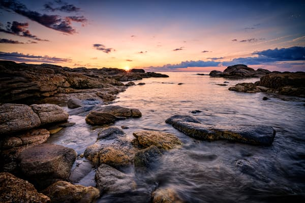 Sunrise at Todd's Point II | Shop Photography by Rick Berk