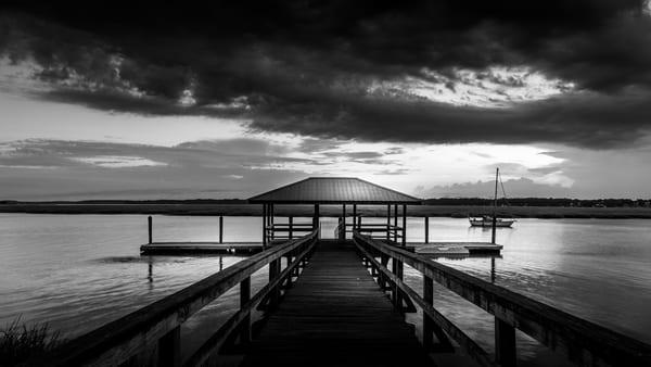 Gloomy Morning Photography Art   Willard R Smith Photography