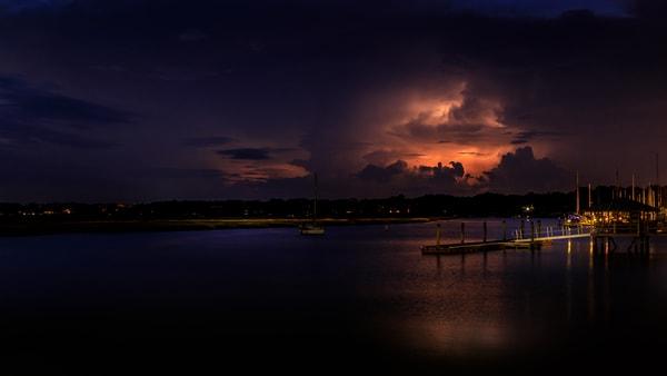 Morning Storm Photography Art | Willard R Smith Photography