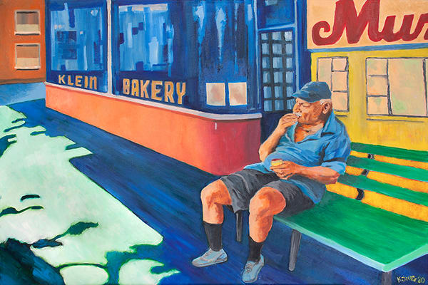 King Of The Bronx Art | RPAC Gallery