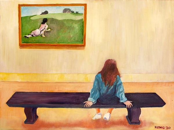 Isobel's World Art | RPAC Gallery
