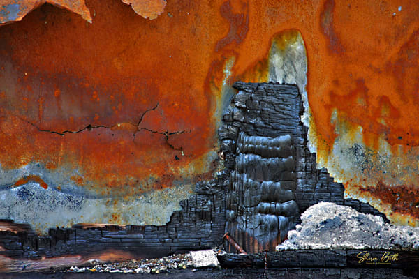 Fire & Rust Art | Sharon Beth