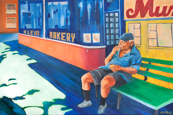 The King Of The Bronx Art | RPAC Gallery