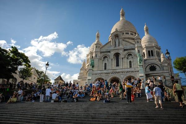 Sacré Cœur Photography Art | Cardinal ArtWorks LLC