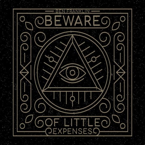 Beware Of Little Expenses  Art   Awake Graphics, LLC