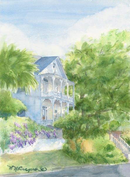 Cedar Key House Art | Nancy Reyna Fine Art