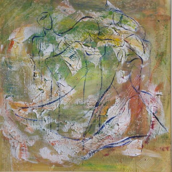 Balance, An Original Acrylic Painting