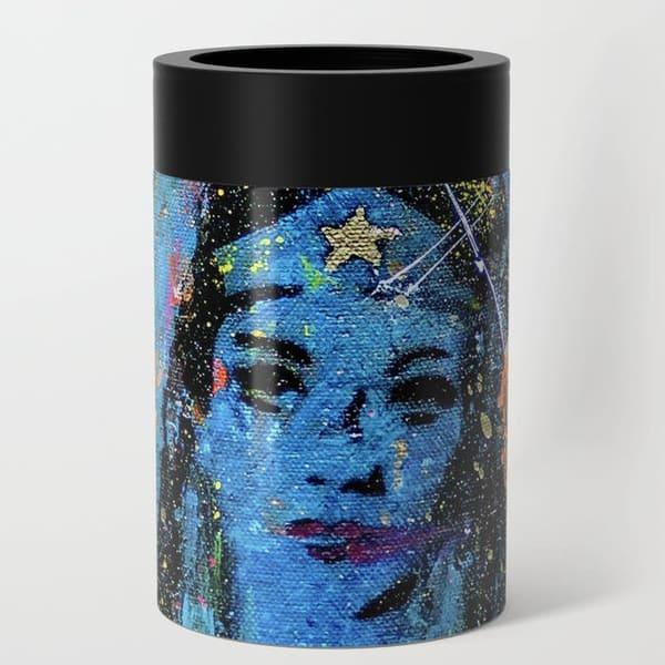 wonder women art can cooler