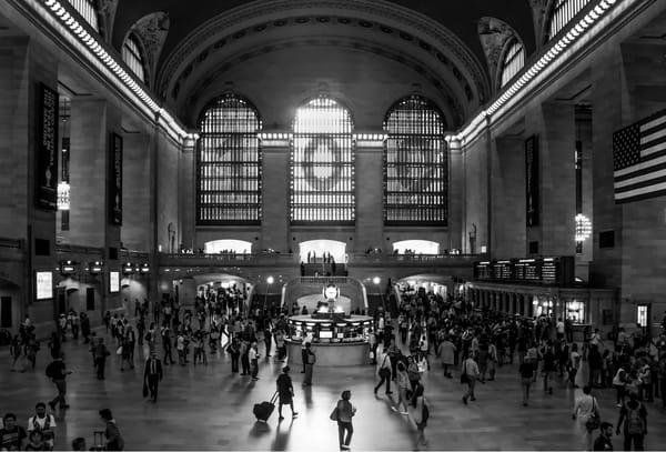 Grand Central Station Photography Art | martinalpert.com
