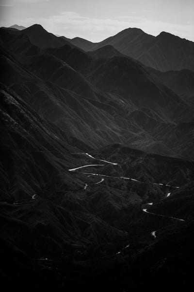 Rivers & Roads Photography Art | Sydney Croasmun Photography