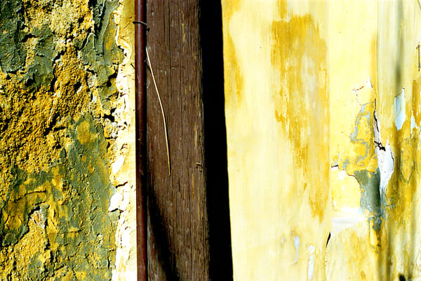 Athens Greece Abstract Wall Fine Art Print - Sherry Mills