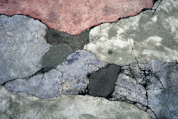 Abstract Mexican Stone Fine Art Print - Sherry Mills
