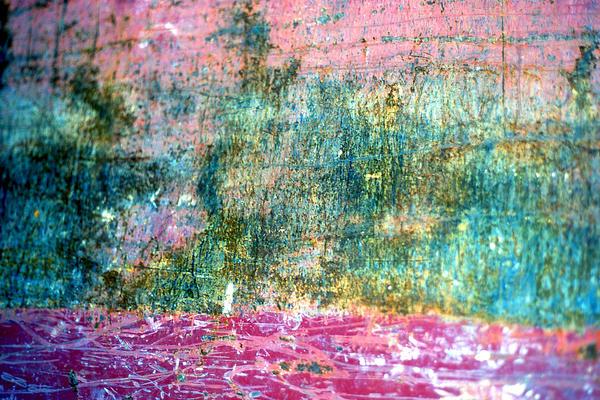 Abstract Columbia University Fine Art Print – Sherry Mills