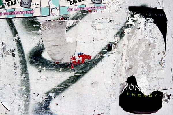 Abstract Graffiti Harlem Advertising Art – Sherry Mills