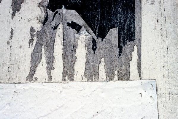 Eroding Natural Urban Collage NYC Print – Sherry Mills