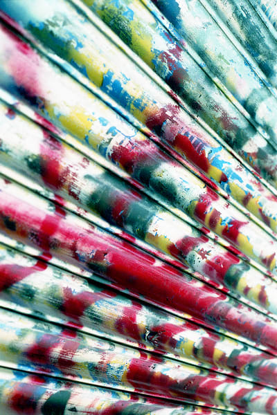 Dramatic SoHo NYC Graffiti Roller Door Print – Sherry Mills