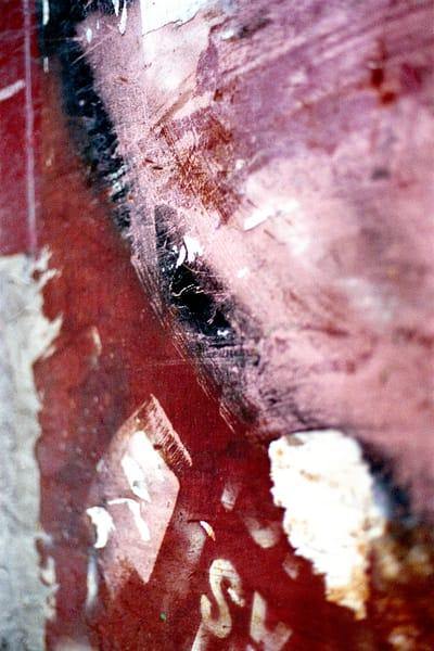 Close-Up SoHo Wall Abstract Art Photo Print – Sherry Mills
