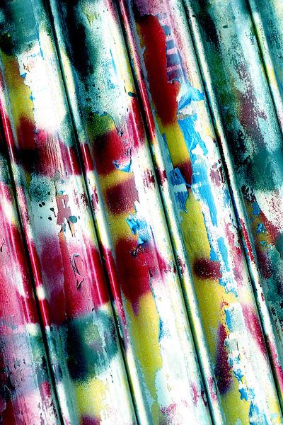 Punchy Spray Painted SoHo NYC Photo Print – Sherry Mills