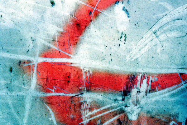 Dramatic NYC Street Detail Fine Art Print – Sherry Mills