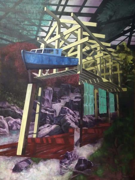 Harbor Art | Romanova Art