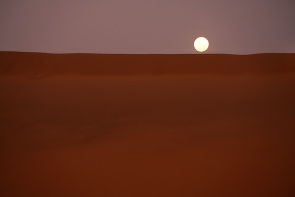 Tranquil Desert Photography Art   nancyney
