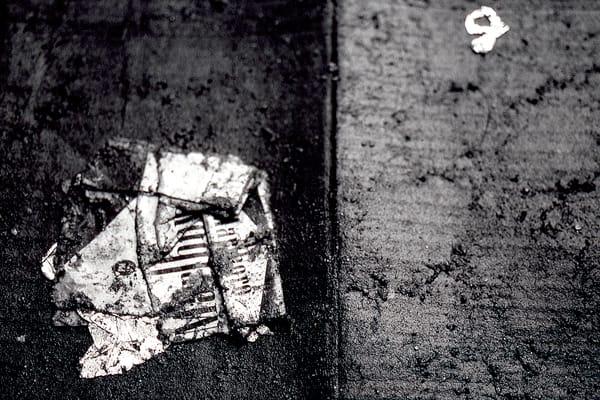 Marlboro Abstract Brooklyn Sidewalk Print – Sherry Mills