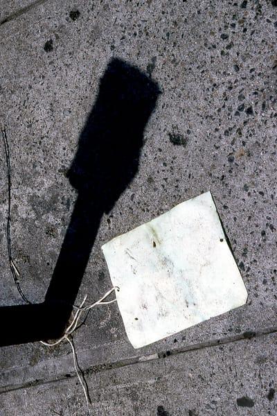 Meter Abstract East Village Sidewalk Print – Sherry Mills