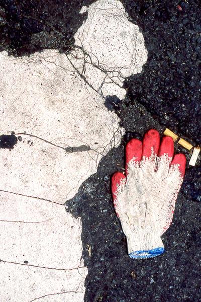 Little Italy Glove Abstract Sidewalk Print – Sherry Mills