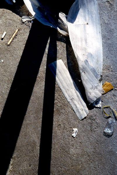 Shadow Legs Abstract Chelsea Sidewalk Print – Sherry Mills