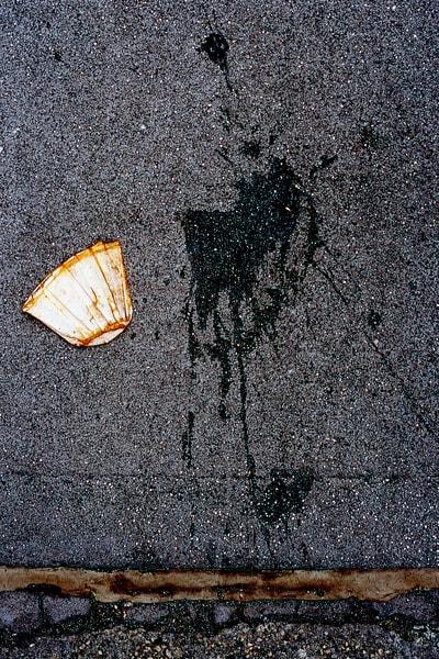 Street Dancer Abstract SoHo Sidewalk Print – Sherry Mills