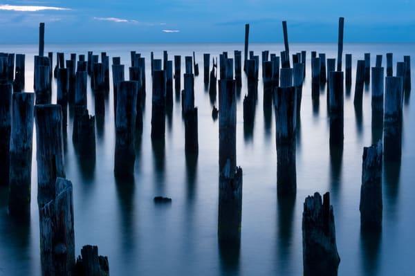 Cape Charles Misty Photography Art | Cardinal ArtWorks LLC