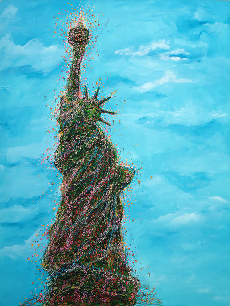Sweet Land Of Liberty Art | Hackley Fine Art