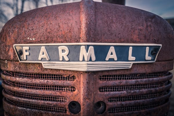 Farmall Photography Art | Scott Krycia Photography