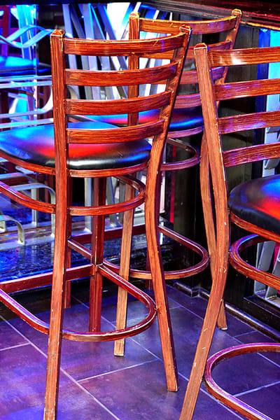 Bar Stools Art | Cincy Artwork