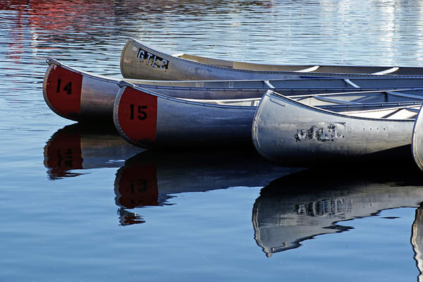 Canoes Art | Cincy Artwork