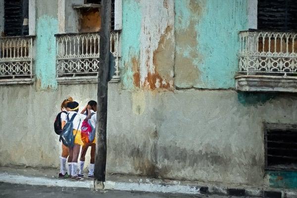 School Girls Photography Art | martinalpert.com