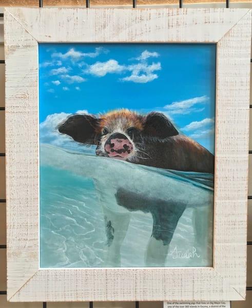 Come On In The Water's Fine Art | alanajudahart