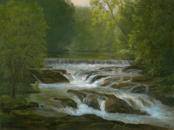 *Madame Brett Falls, Beacon Ny* Art | Tarryl Fine Art