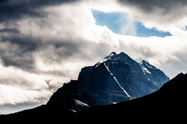 Courage   Banff National Park, Alberta Photography Art | Byron Fichter Fotography