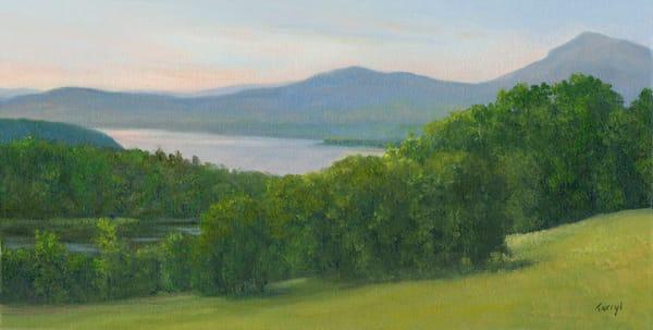*Summer Morning At Olana* Art | Tarryl Fine Art