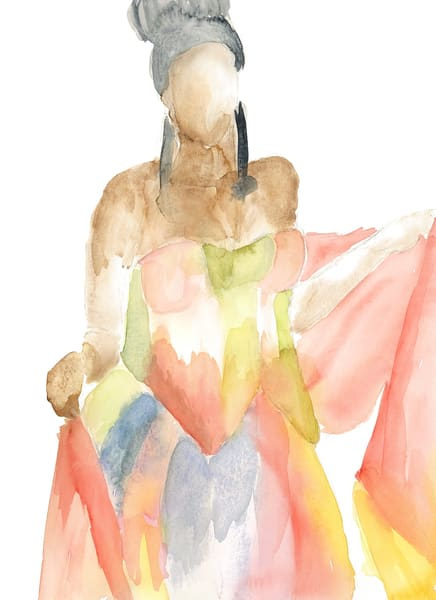 Culture  Watercolor Print Art | Anonymous Art Studios