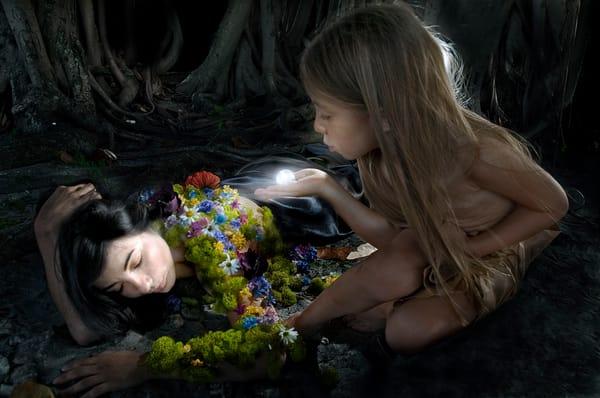 Breath Of Innocence  Art | Angelica Hoyos Studio