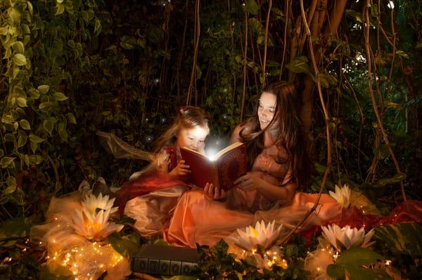Magic In A Forest Art | Angelica Hoyos Studio
