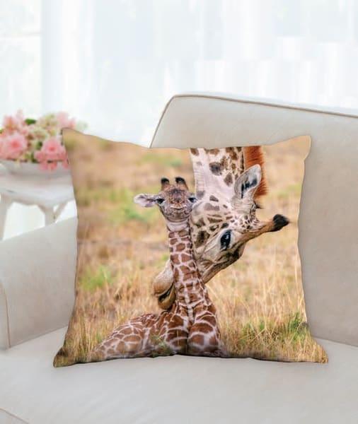 Pillow   New Love | Carol Brooks Parker Fine Art Photography