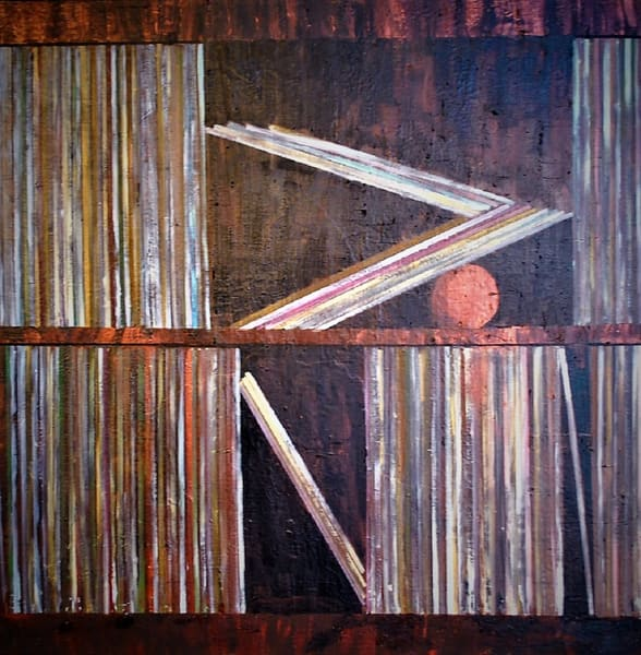 157 Record Albums Art | Martsolf Lively Contemporary