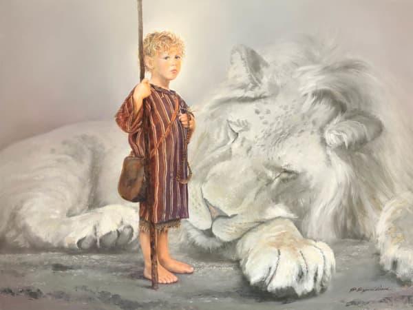 David's First Goliath